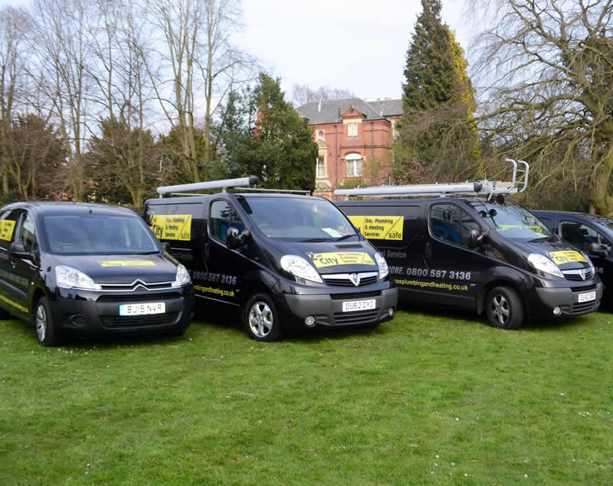 City Gas Plumbing & Heating of Manchester